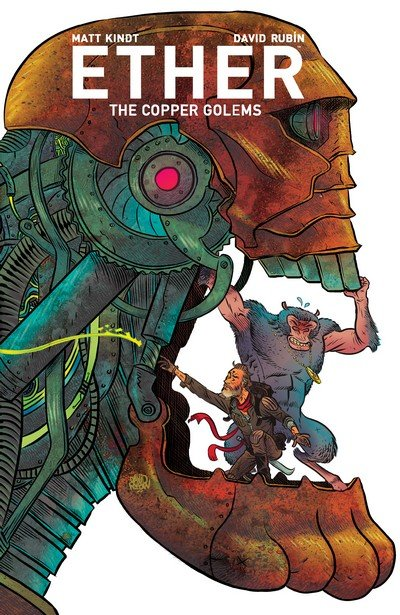 Ether Vol. 2 – The Copper Golems (TPB) (2019)