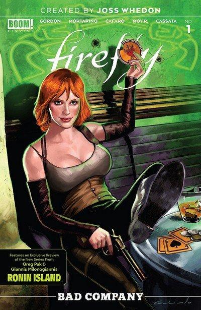 Firefly – Bad Company #1 (2019)