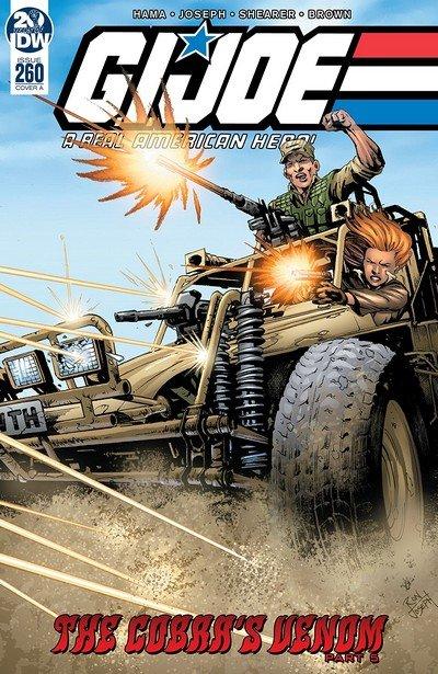 G.I. Joe – A Real American Hero #260 (2019)