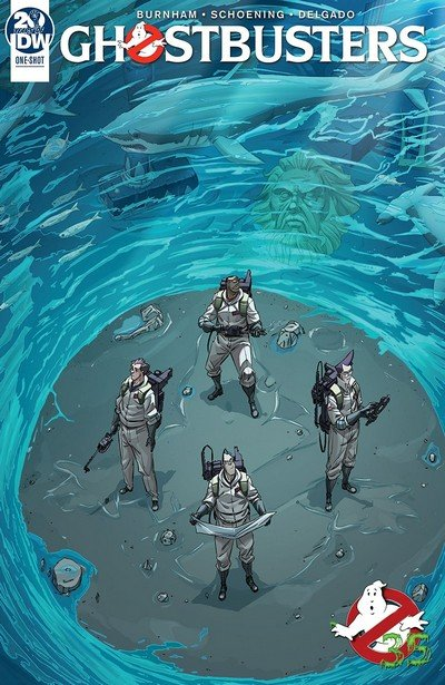 Ghostbusters – 35th Anniversary – Ghostbusters #1 (2019)