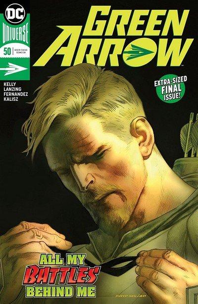 Green Arrow #50 (2019)