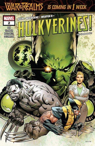 Hulkverines #2 (2019)