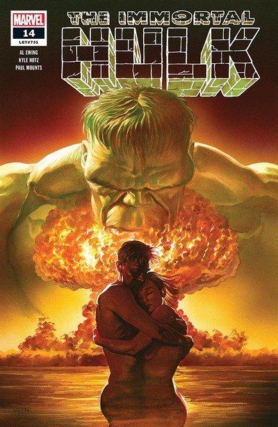 Immortal Hulk #14 (2019)