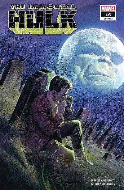 Immortal Hulk #16 (2019)