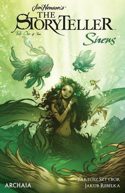 Jim Henson's The Storyteller – Sirens #1 (2019)