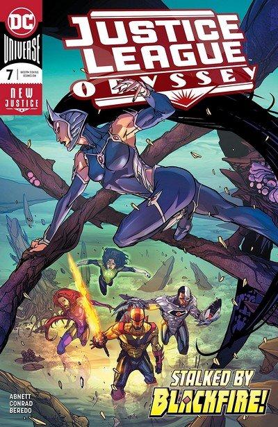 Justice League Odyssey #7 (2019)