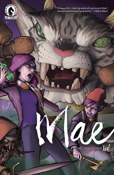 Mae #1 – 11 + TPB (2016-2019)