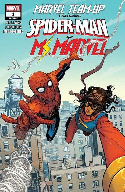 Marvel Team-Up #1 (2019)