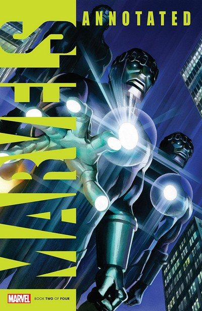 Marvels Annotated #2 (2019)