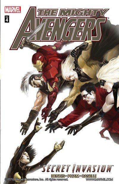Mighty Avengers Vol. 4 – Secret Invasion – Book 2 (2009)