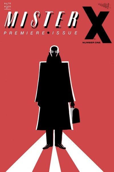 Mister X Vol. 1 #1 – 14 (1984-1988)