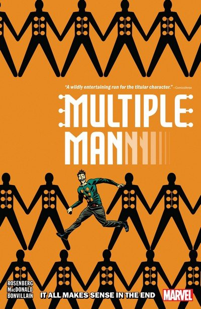 Multiple Man – It All Makes Sense in the End (2018)