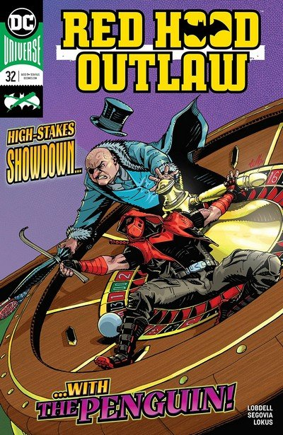 Red Hood – Outlaw #32 (2019)