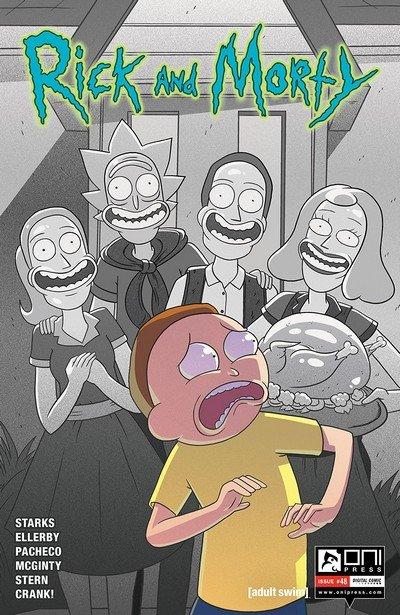 Rick And Morty #48 (2019)