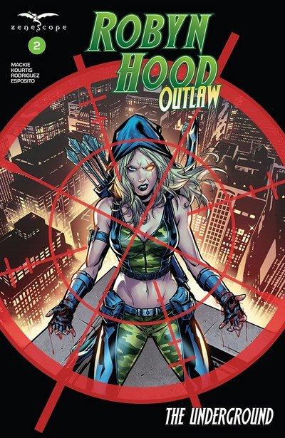 Robyn Hood – Outlaw #2 (2019)