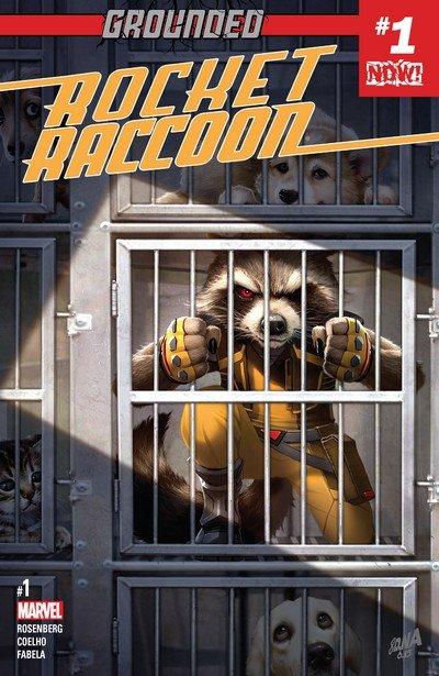 Rocket Raccoon Vol. 3 #1 – 5 (2017)