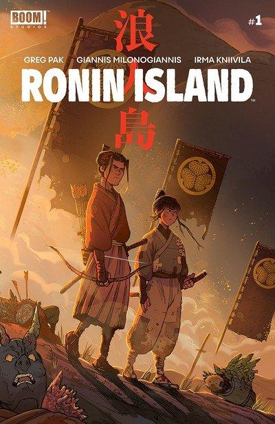 Ronin Island #1 (2019)