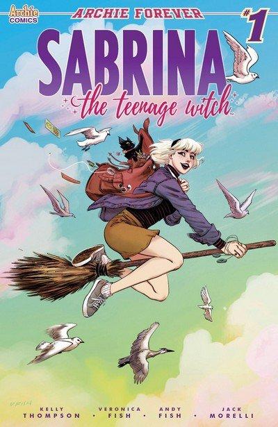 Sabrina The Teenage Witch #1 (2019)