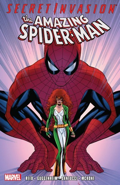 Secret Invasion – Amazing Spider-Man (TPB) (2009)