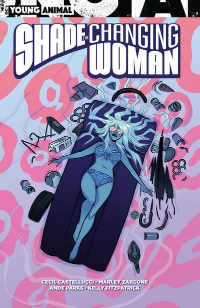 Shade – the Changing Woman (TPB) (2018)