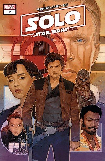 Solo – A Star Wars Adaptation #7 (2019)
