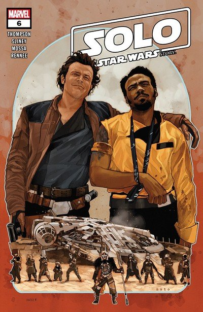 Solo – A Star Wars Story Adaptation #6 (2019)