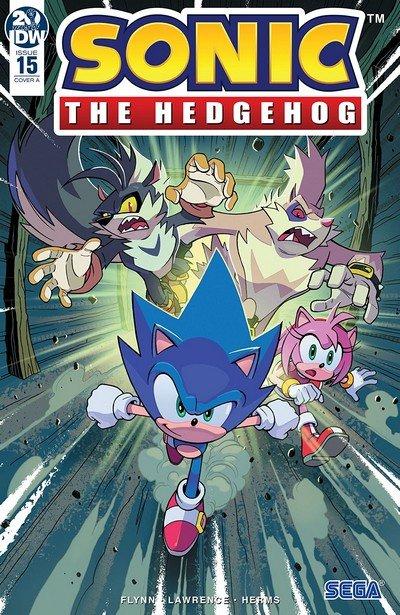 Sonic The Hedgehog #15 (2019)