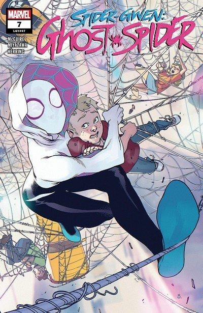 Spider-Gwen – Ghost-Spider #7 (2019)