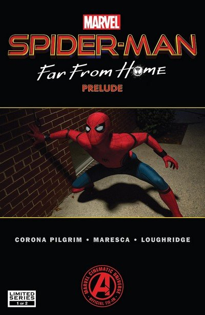 Spider-Man – Far From Home Prelude #1 (2019)