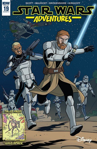 Star Wars Adventures #19 (2019)