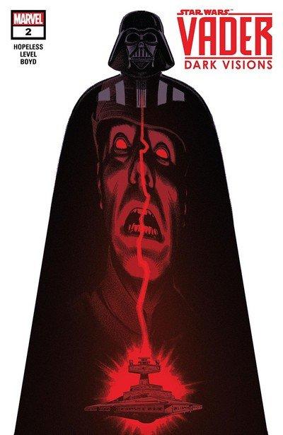 Star Wars – Vader – Dark Visions #2 (2019)