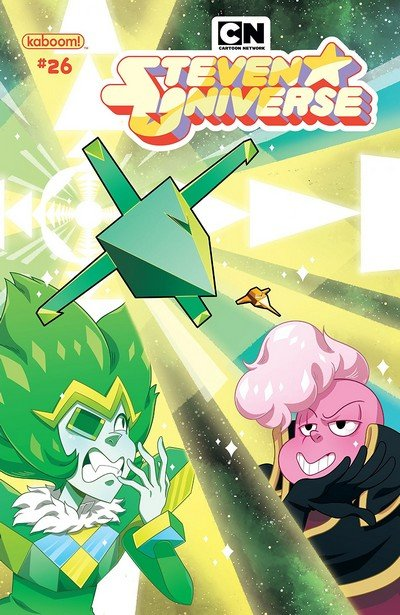 Steven Universe Ongoing #26 (2019)