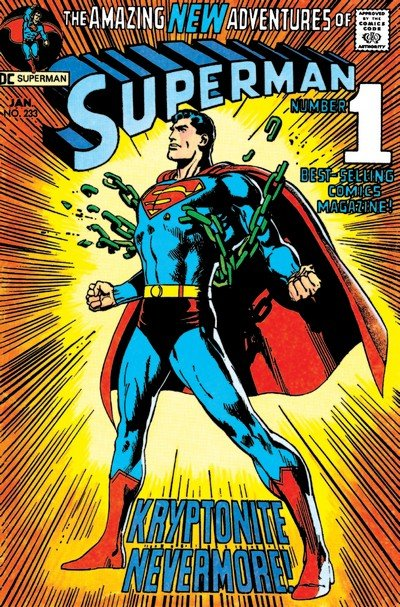 Superman – Kryptonite Nevermore (Story Arc) (1970-1971)