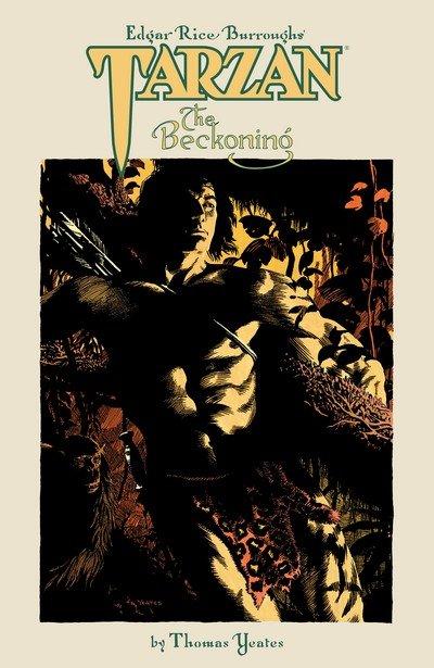 Tarzan – The Beckoning #1 – 7 + TPB (1992-1993 + 2016)