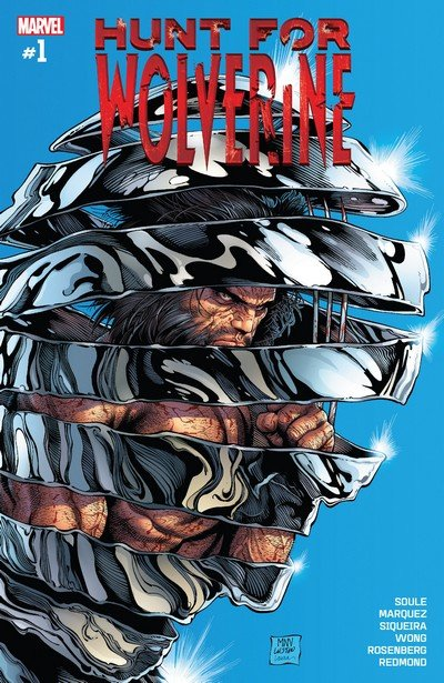 The Hunt for and Return of Wolverine (Story Arc) (2018-2019)