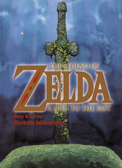 The Legend of Zelda – A Link to the Past (GN) (2015)
