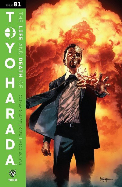 The Life and Death of Toyo Harada #1 (2019)