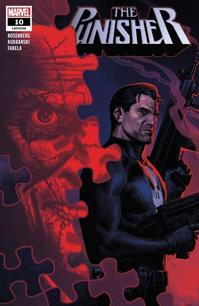 The Punisher #10 (2019)