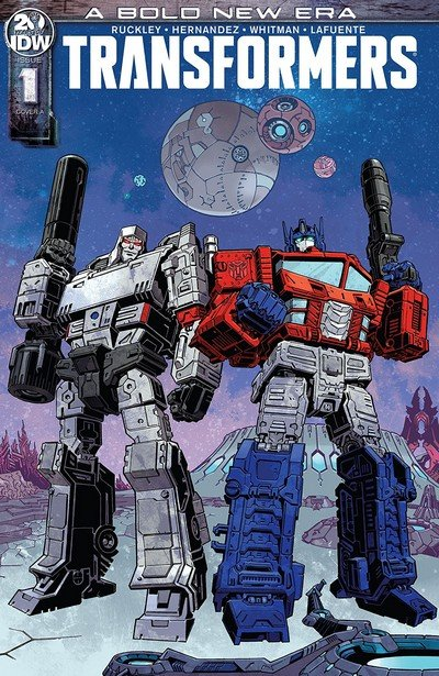 Transformers #1 (2019)