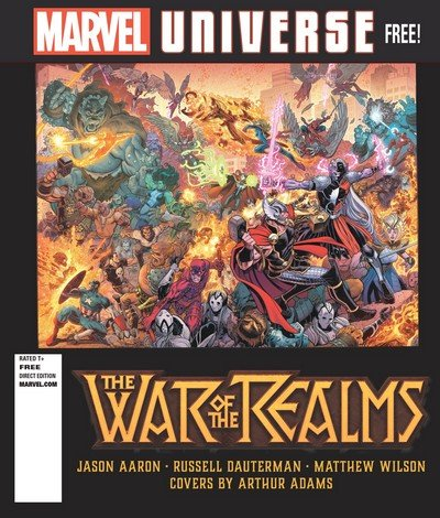War Of The Realms Magazine #1 (2019)