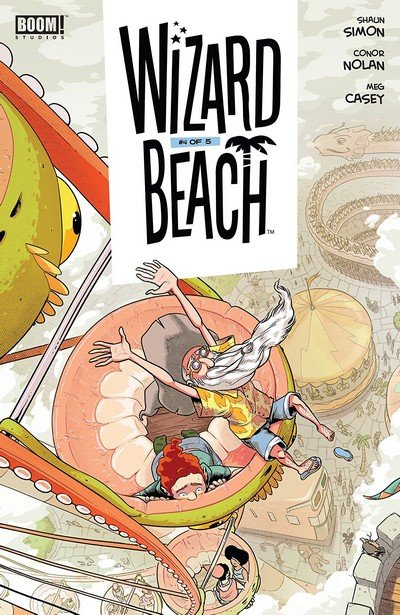 Wizard Beach #4 (2019)