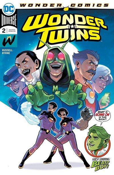 Wonder Twins #2 (2019)