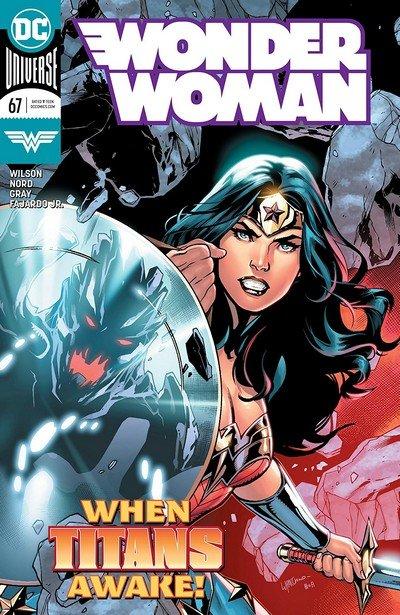 Wonder Woman #67 (2019)