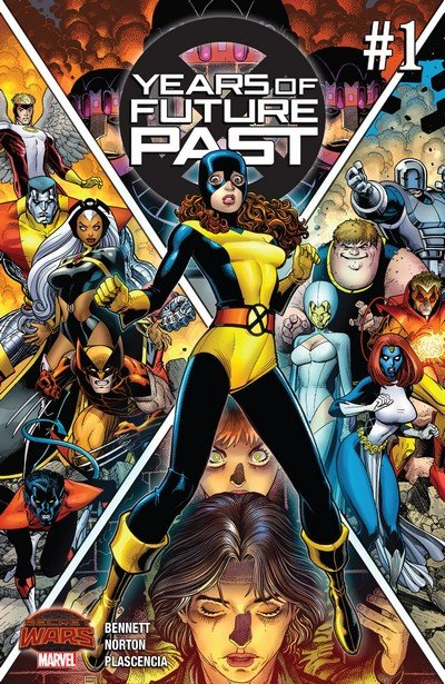 Years of Future Past #1 – 5 (2015)