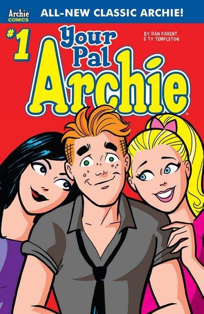 Your Pal Archie #1 – 5 (2017)