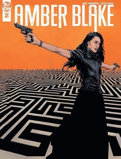 Amber Blake #2 (2019)