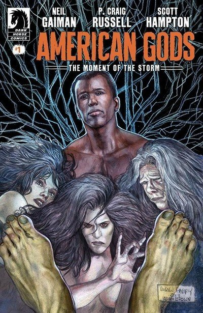 American Gods – The Moment Of The Storm #1 (2019)
