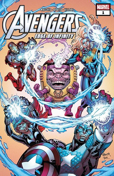 Avengers – Edge Of Infinity #1 (2019)