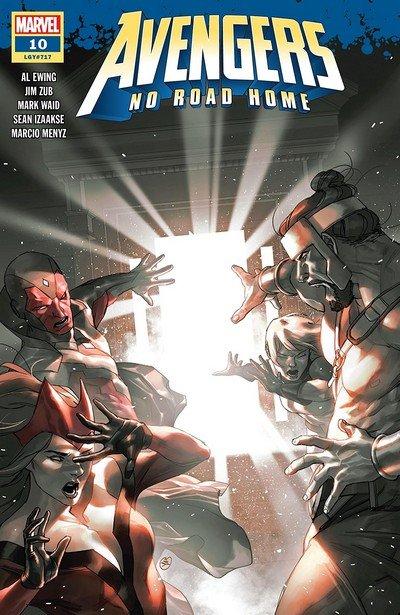 Avengers – No Road Home #10 (2019)