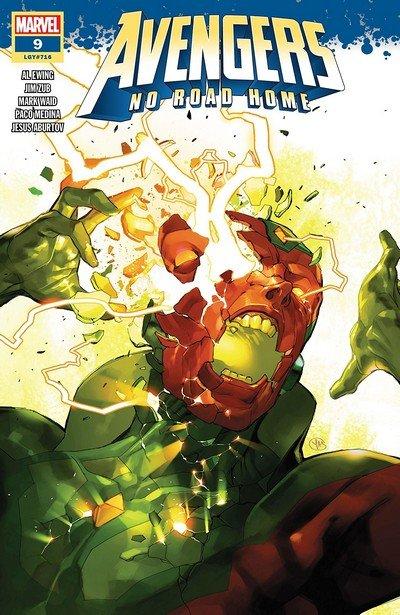 Avengers – No Road Home #9 (2019)